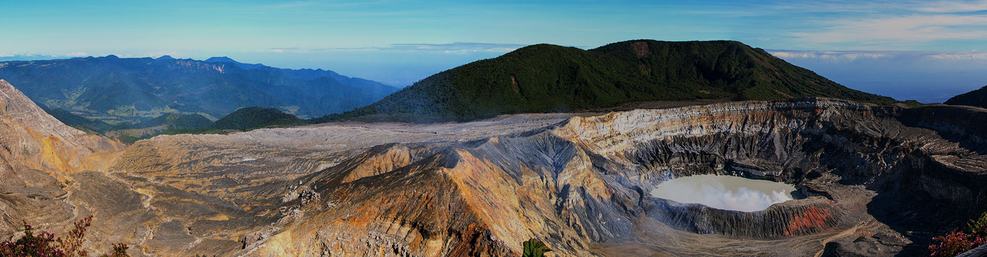 Landmark photograph of Costa Rica