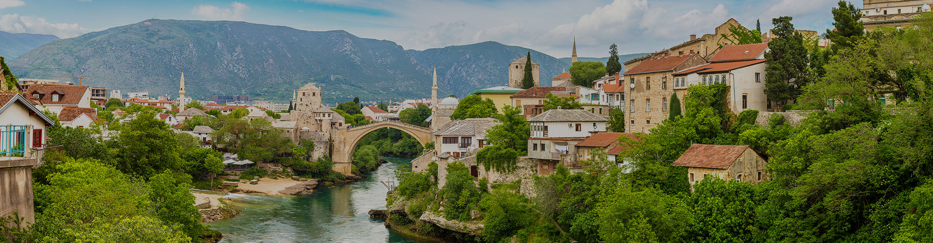 Landmark photograph of Bosnia & Herzegovina
