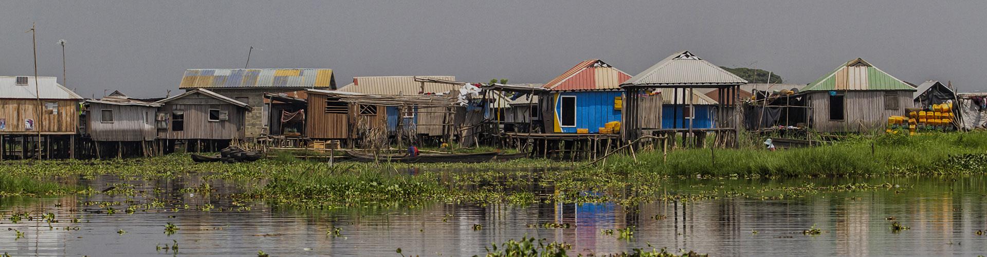 Landmark photograph of Benin