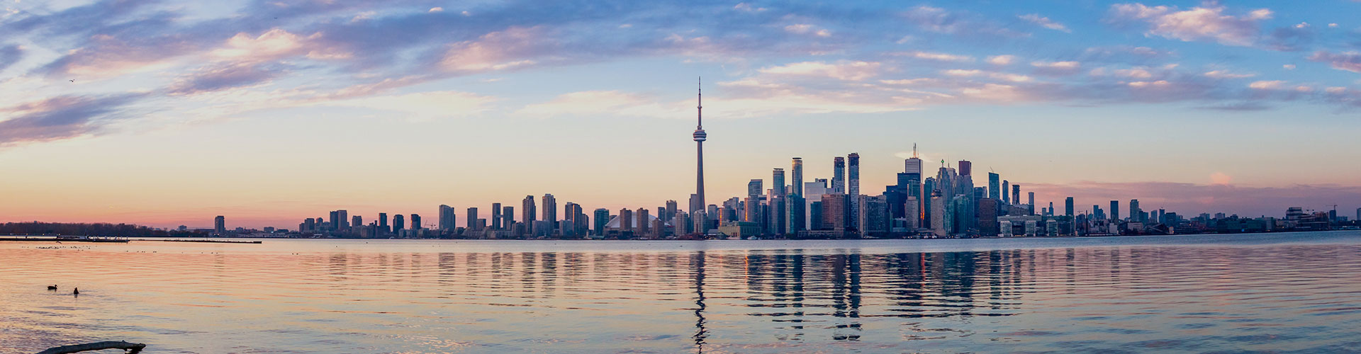 Landmark photograph of Canada
