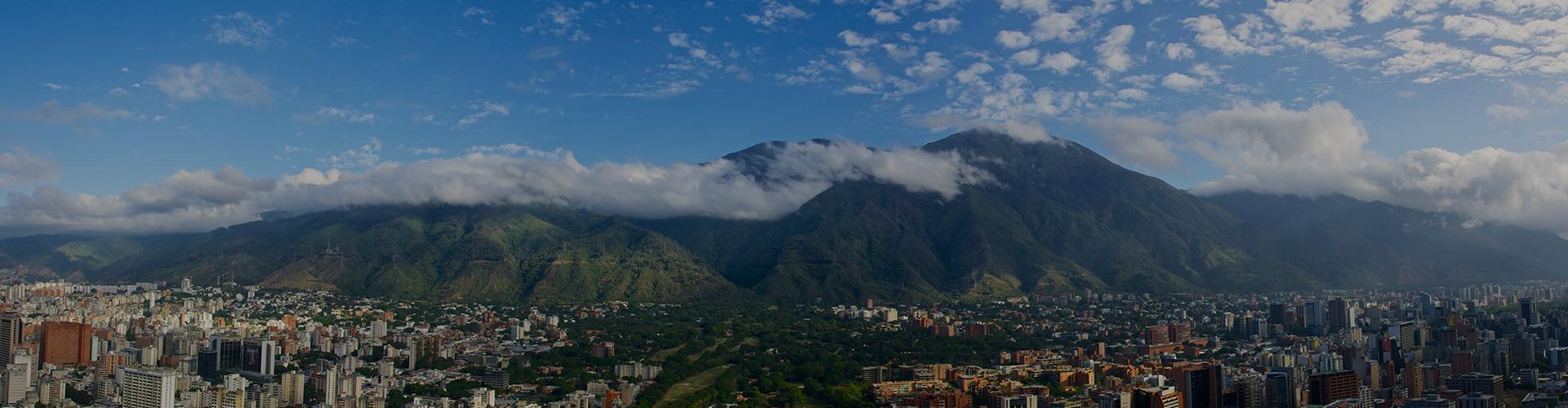 Landmark photograph of Venezuela