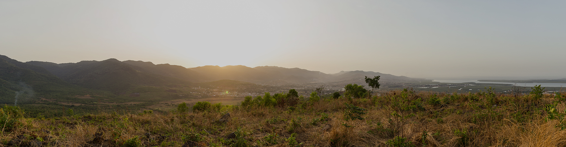 Landmark photograph of Sierra Leone
