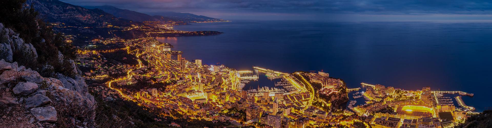 Landmark photograph of Monaco