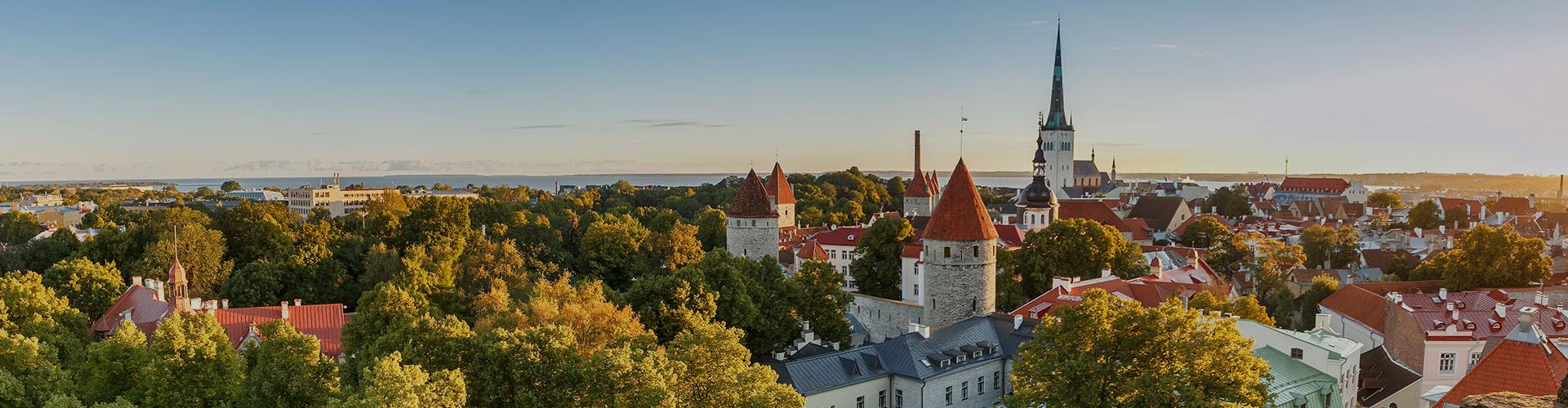 Landmark photograph of Estonia