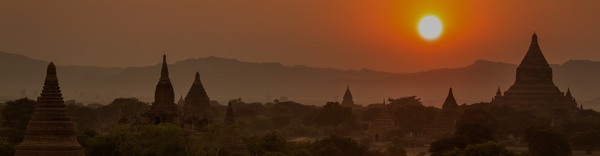 Landmark photograph of Myanmar