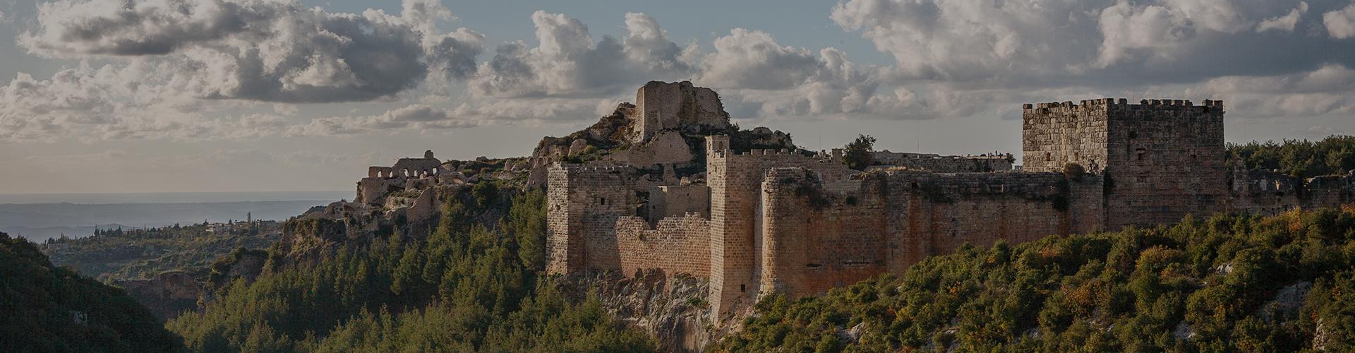 Landmark photograph of Syria
