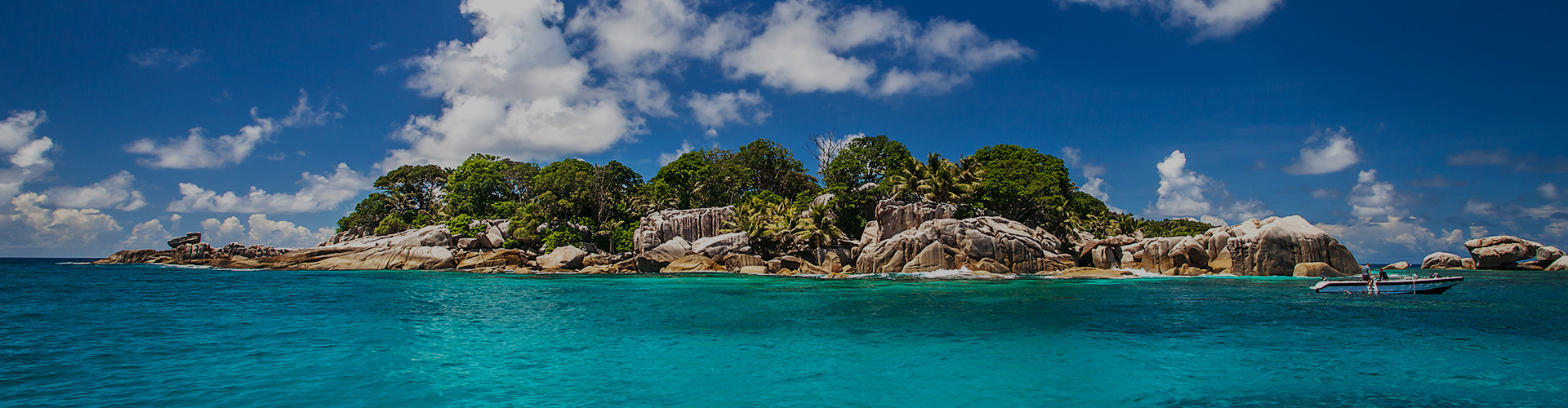Landmark photograph of Seychelles