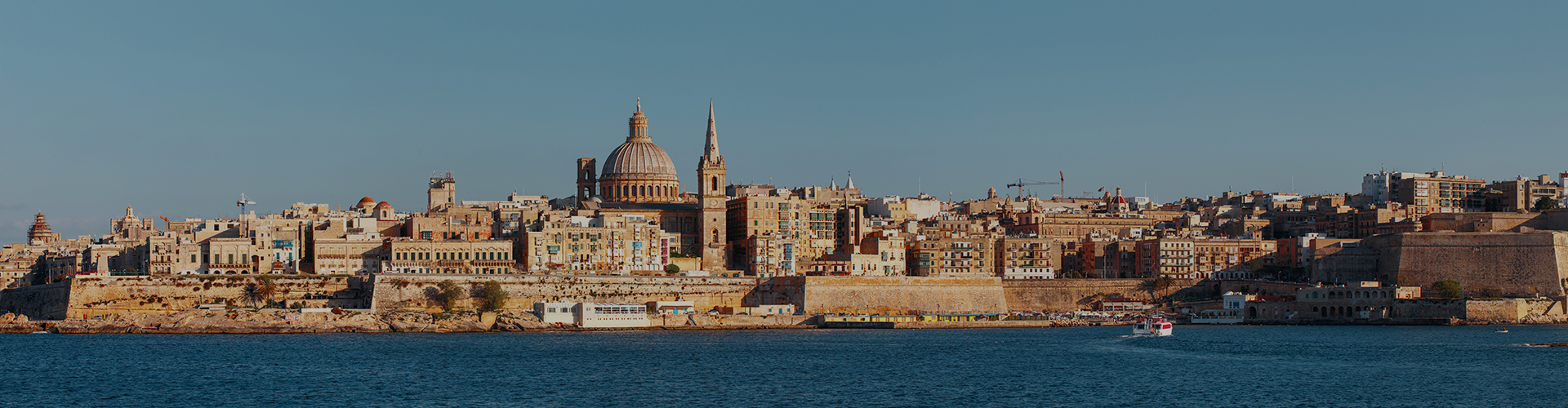 Landmark photograph of Malta