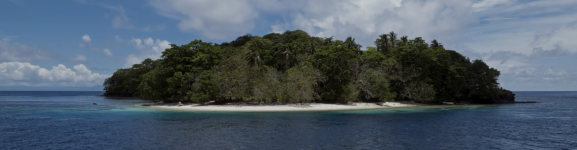 Landmark photograph of Solomon Islands