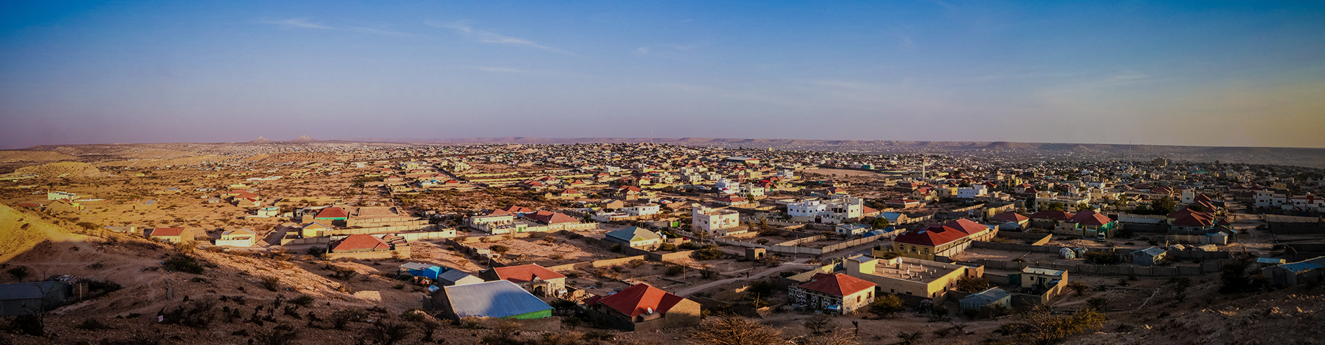 Landmark photograph of Somalia