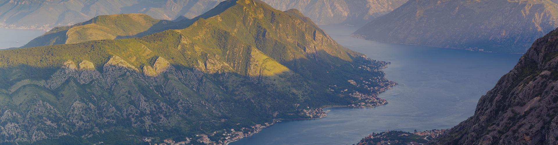 Landmark photograph of Montenegro