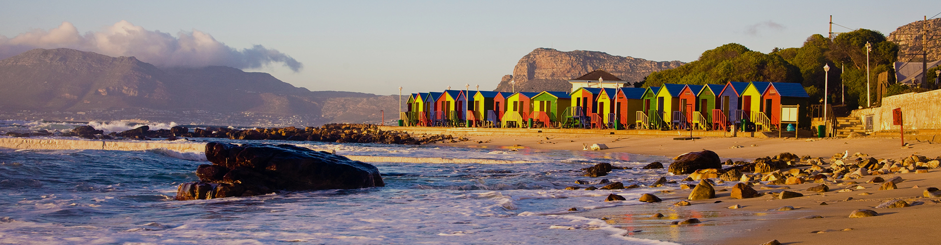 Landmark photograph of South Africa