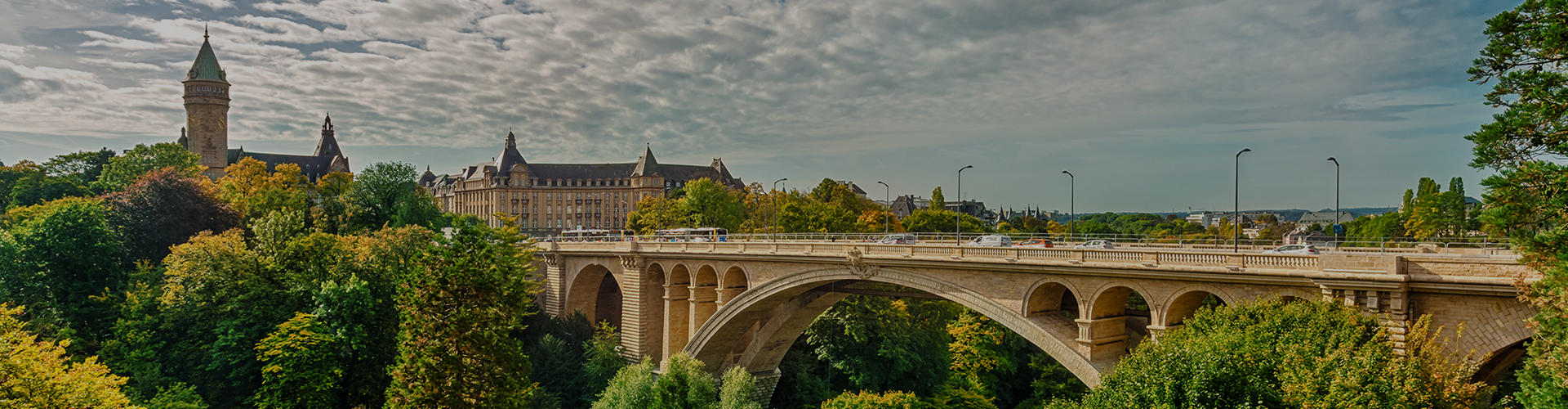 Landmark photograph of Luxembourg