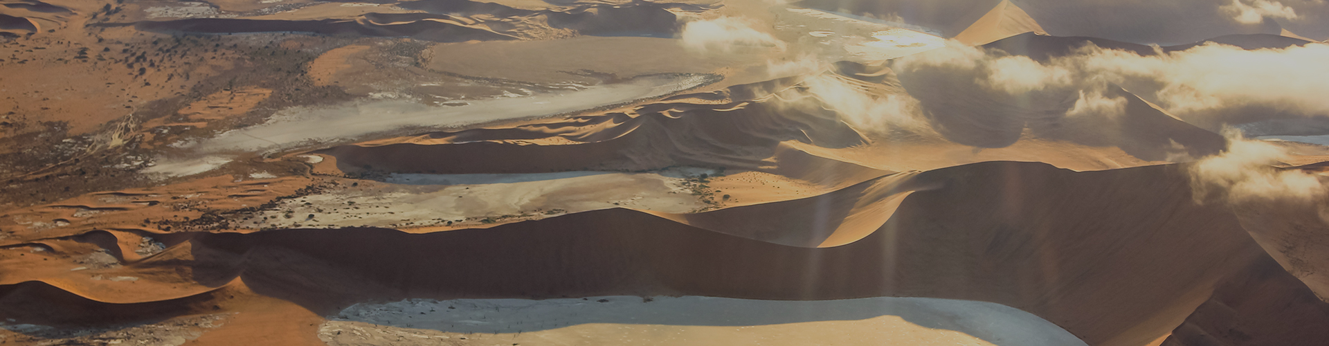 Landmark photograph of Namibia