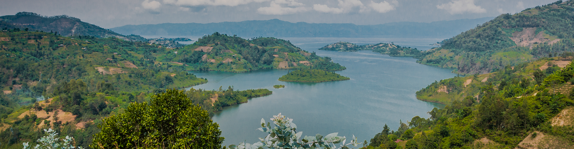 Landmark photograph of Rwanda