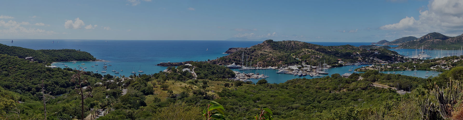 Landmark photograph of Antigua & Barbuda