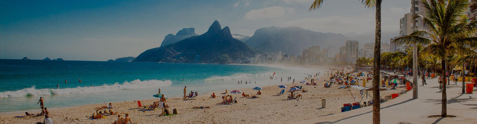 Landmark photograph of Brazil