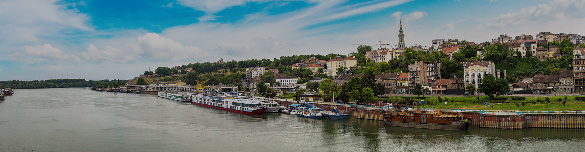 Landmark photograph of Serbia