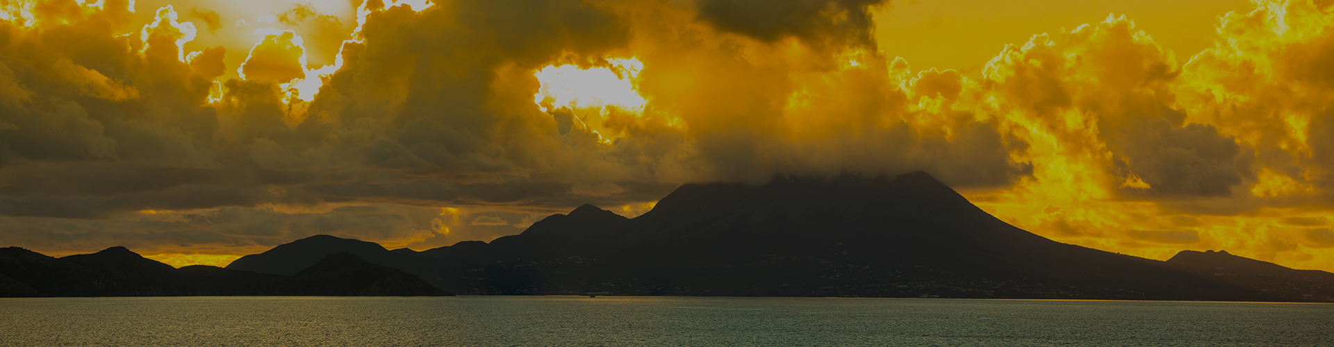 Landmark photograph of St. Kitts & Nevis