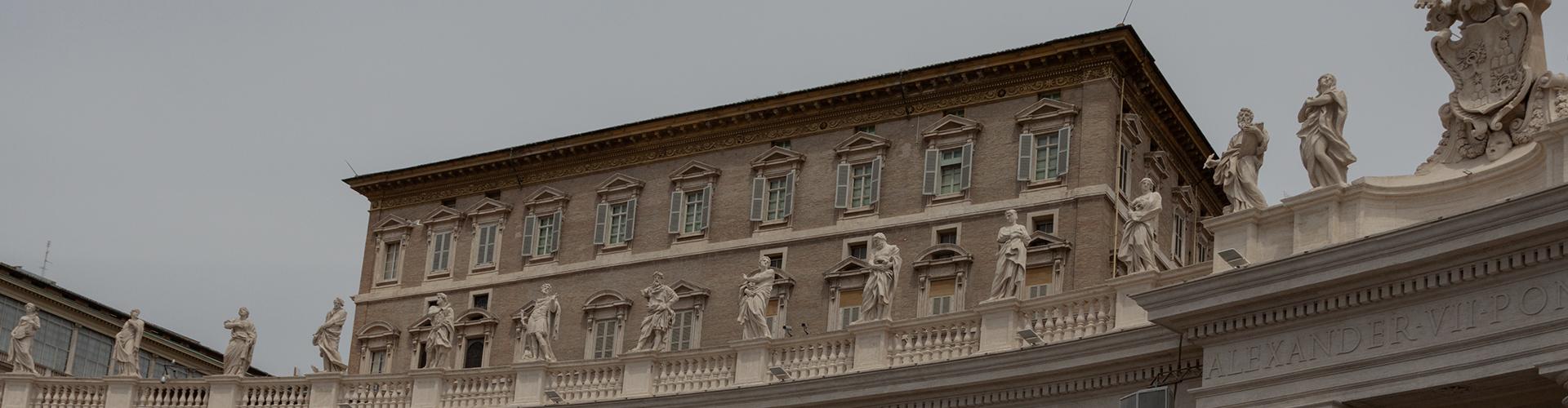 Landmark photograph of Vatican City