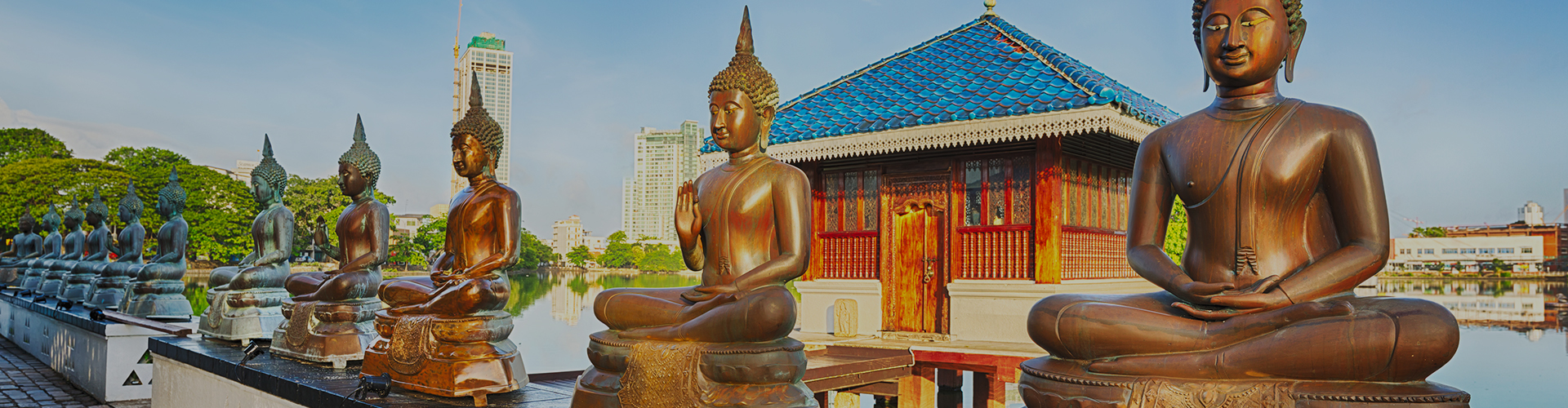 Landmark photograph of Sri Lanka